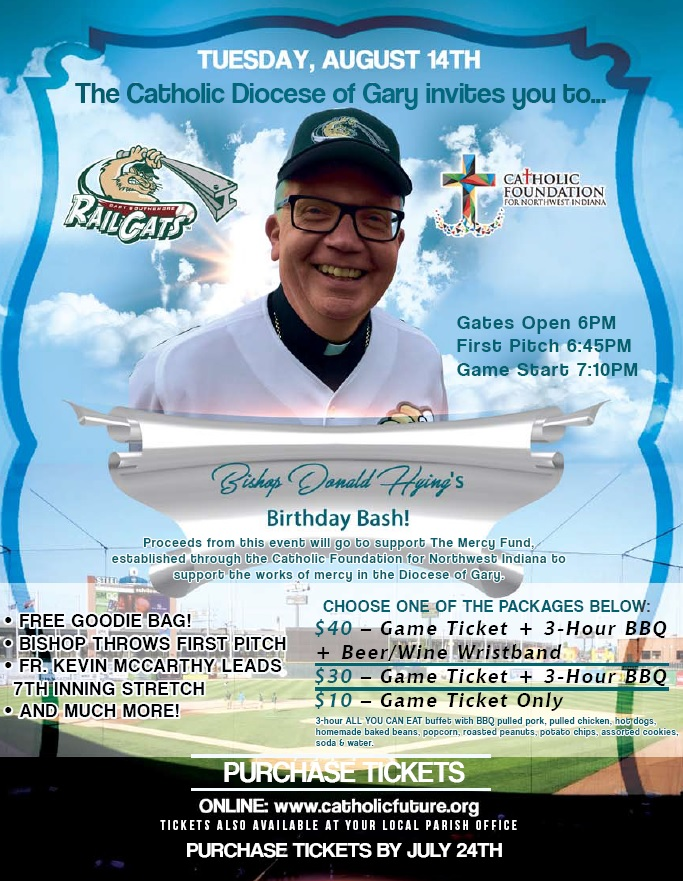 Bishop Hying's Birthday Bash 2018