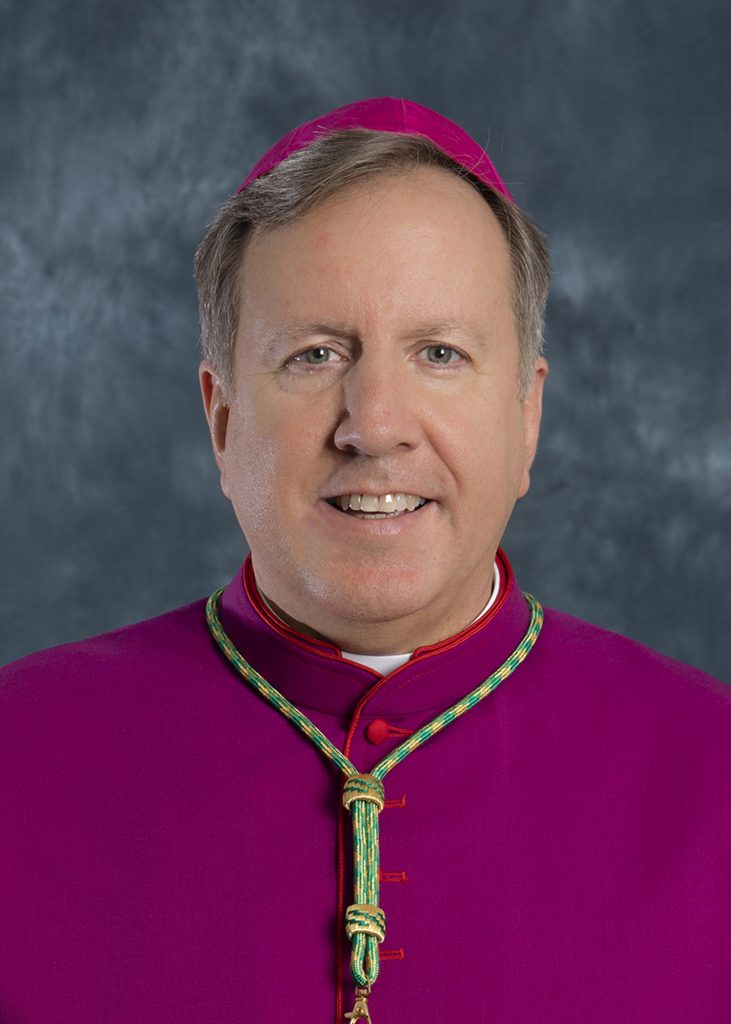 Bishop Robert J. McClory